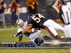 Bears Get Ready to Dominate 2008 NFL Season!